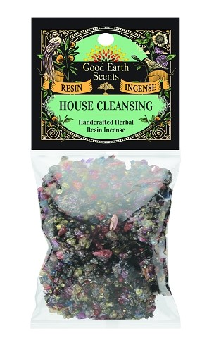 HOUSE CLEANING RESIN INCENSE