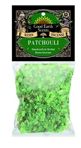 PATCHOULI RESIN INCENSE