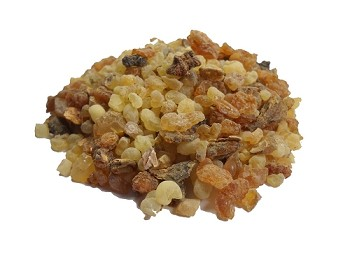 FRANKINCENSE & MYRH RESIN INCENSE (1 LBS)