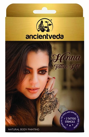 ANCIENT VEDA HENNA KIT