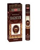HEM MUKHALAT BAKHOOR INCENSE 20 STICKS HEX PACK