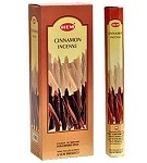 HEM CINNAMON INCENSE 20 STICKS HEX PACK