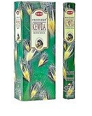 HEM PRECIOUS KEWDA INCENSE 20 STICKS HEX PACK