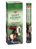 HEM SAINT GEORGE INCENSE 20 STICKS HEX PACK