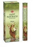 HEM SAINT PANCRACIO INCENSE 20 STICKS HEX PACK