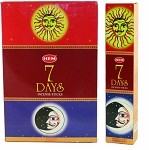 HEM SEVEN DAYS INCENSE
