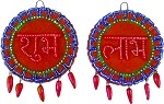 SHUBH LABH CLAY HANGING