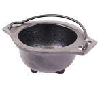 CAST IRON CAULDRON 4