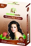 ANCIENT VEDA ORGANIC DARK BROWN HENNA HAIR COLOR 150 GMS